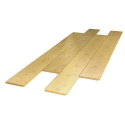 Bambou horizontal naturel -Largeur 96- Compatible pièces humides