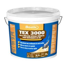 Colle sans solvants pour moquette Tex 3000- 20 kg