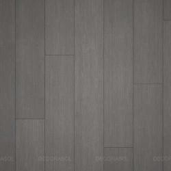 Bambou brossé gris clipsable