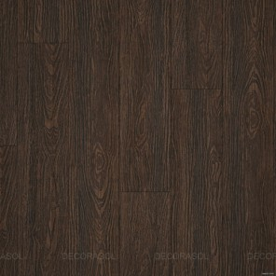Parquet Bambou façon chêne Marron Gamay- Largeur 139 - Compatible pièces humides