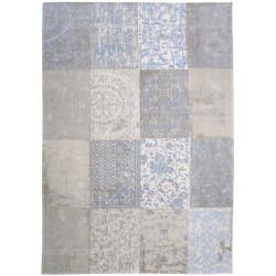 Tapis Vintage Gustavian Blue