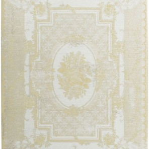 Tapis Vintage Cream Tea Yellow
