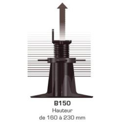 Plot réhausseur B150