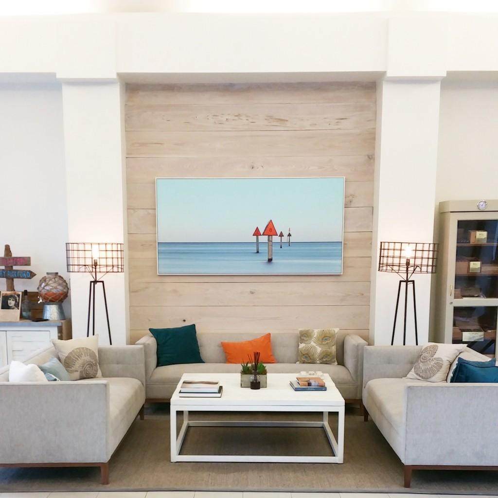 tendance le retour du parquet au mur le blog du sol. Black Bedroom Furniture Sets. Home Design Ideas