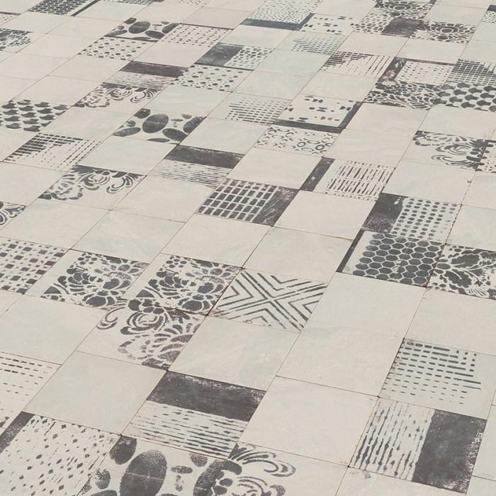 le vinyle une alternative pratique aux carreaux de ciment le blog du sol. Black Bedroom Furniture Sets. Home Design Ideas