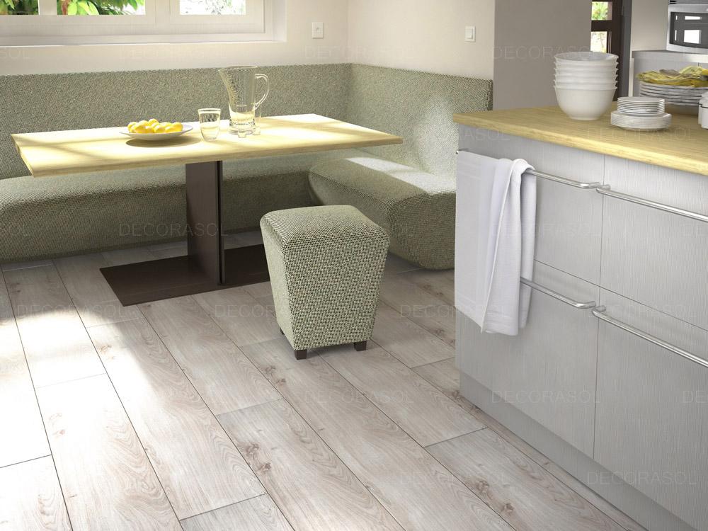 Parquet massif cuisine best cuisine ouverte sur le salon for Parquet pour cuisine et salle de bain