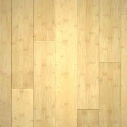 Parquet Bambou horizontal naturel -Largeur 96- Compatible pièces humides