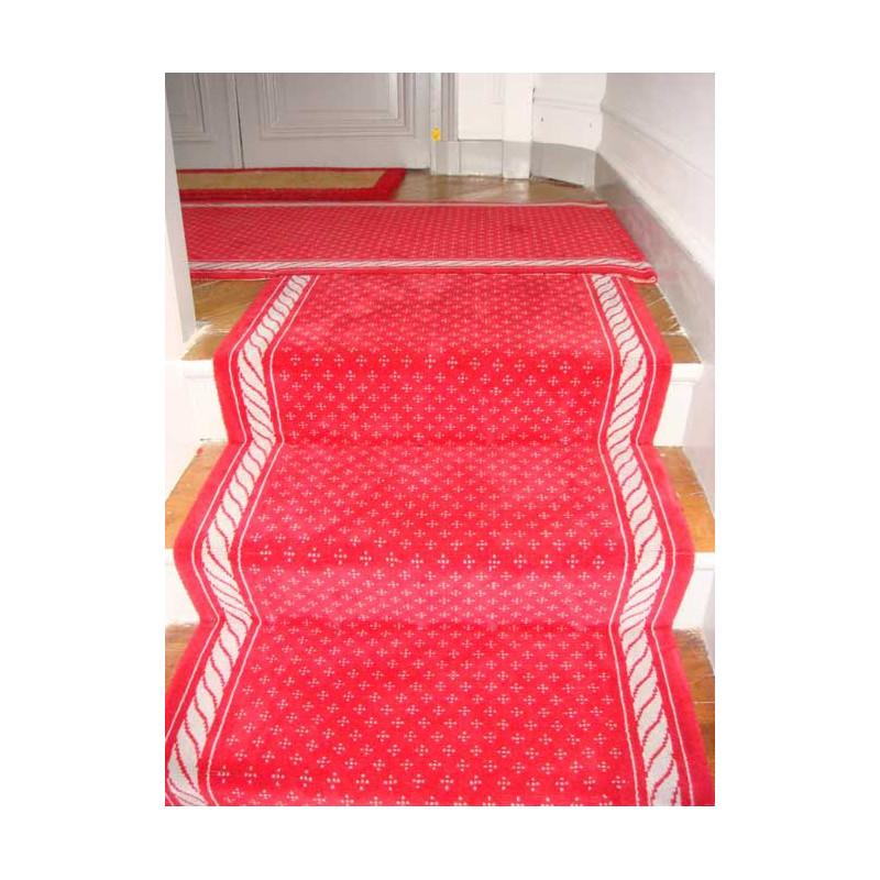 Passage d'escalier sur mesure
