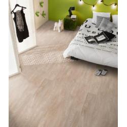 Revêtement sol PVC Design 260 Parquet blanchi
