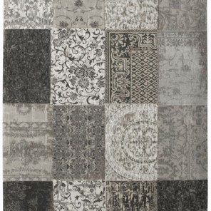 tapis patchwork black and white tapis patchwork black and white - Tapis Patchwork