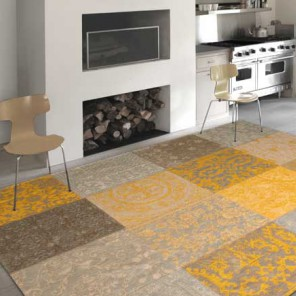 Tapis Patchwork Yellow