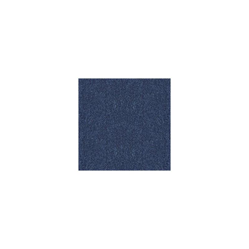 Moquette passage d'escalier - Uni Bleu