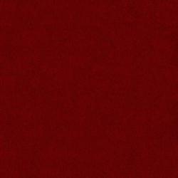 Moquette passage d'escalier - Uni Rouge
