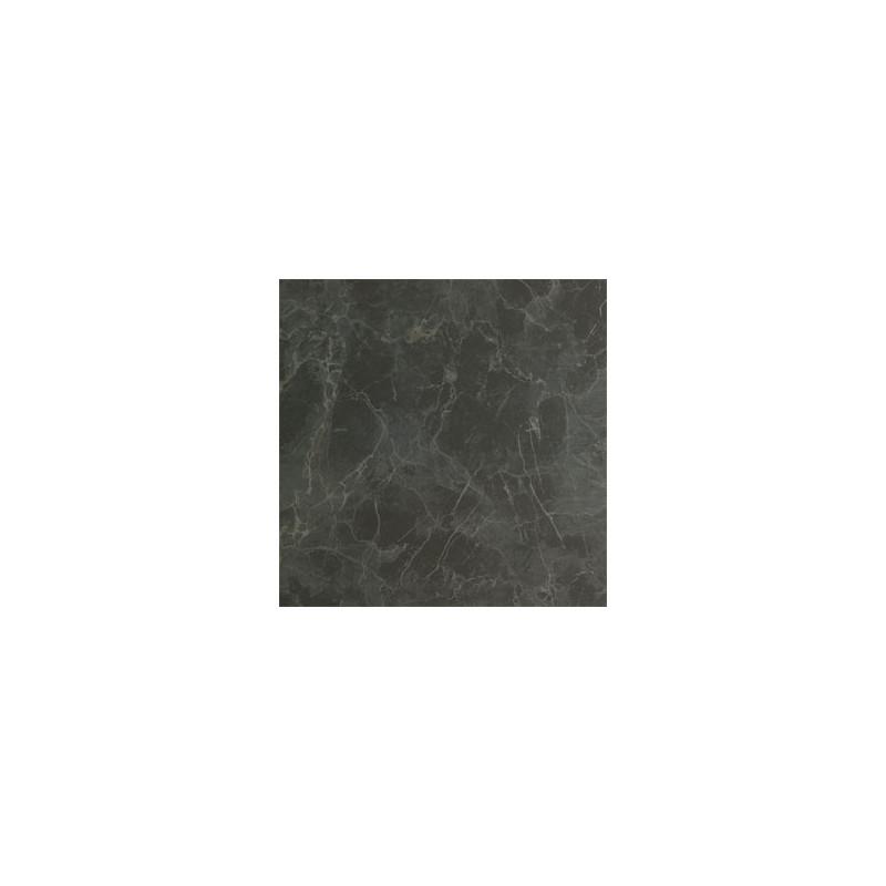 Dalle PVC à coller- Effet Marbre Anthracite- Trafic Intense- 47x47 cm