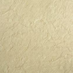 Dalle PVC à coller- Effet Marbre Crème-Trafic Intense - 47x47 cm