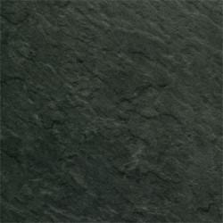 Dalle PVC Effet Marbre Trafic Intense Noir
