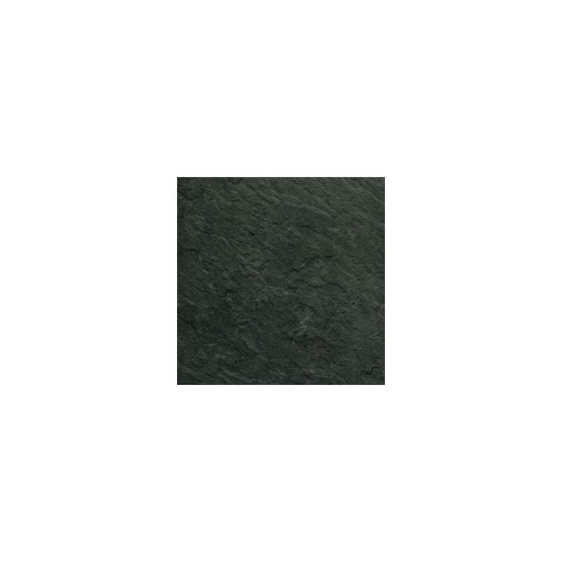 Dalle PVC à coller- Effet Marbre Noir- Trafic Intense -47x47 cm
