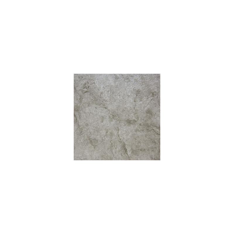 Dalle PVC à coller- Effet Marbre Gris- Trafic Intense - 47x47 cm