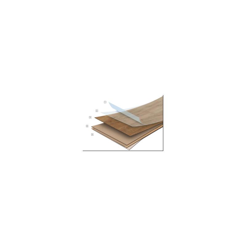 SILENTO- Lame vinyle clipsable