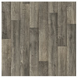 Sol pvc imitation parquet gris Trento Chalet Oak 939M