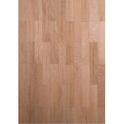 Planchette Chêne brut Grade AB 55x300
