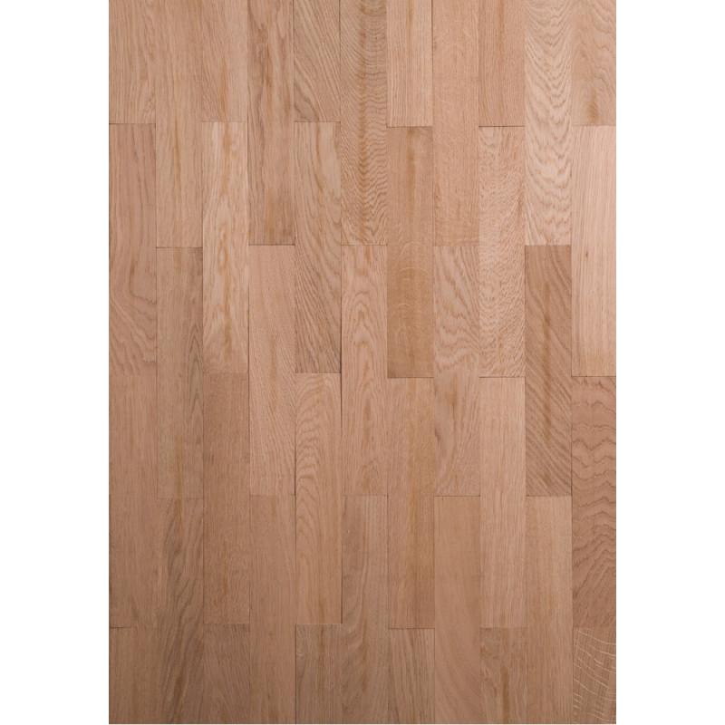 Planchette Chêne brut Grade AB Larg. 55x Long. 300 mm