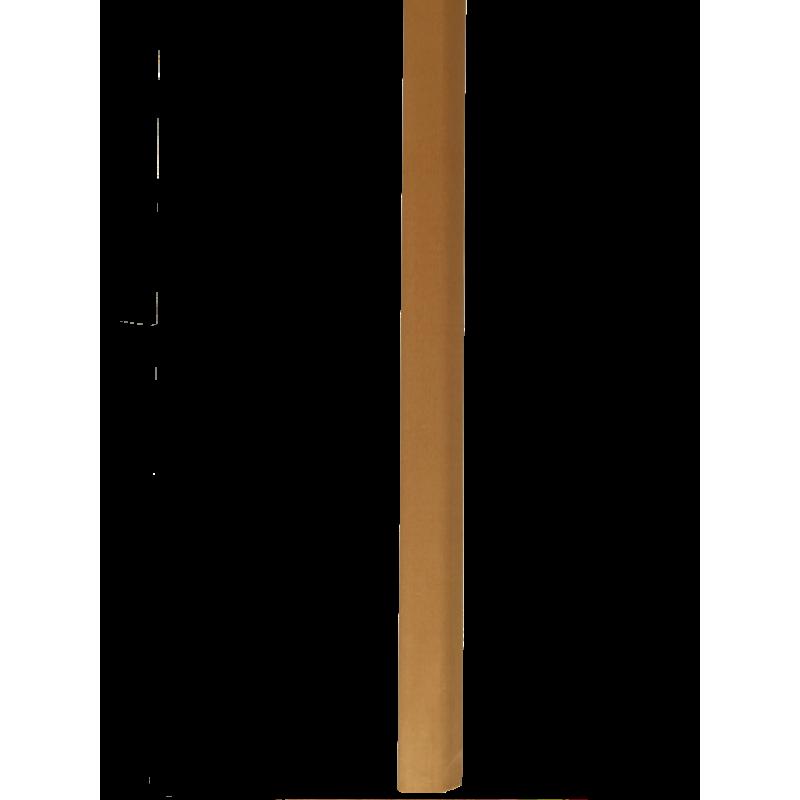 """Barre """"3 en 1"""": seuil- jonction et arrêt - Long.930 mm"""