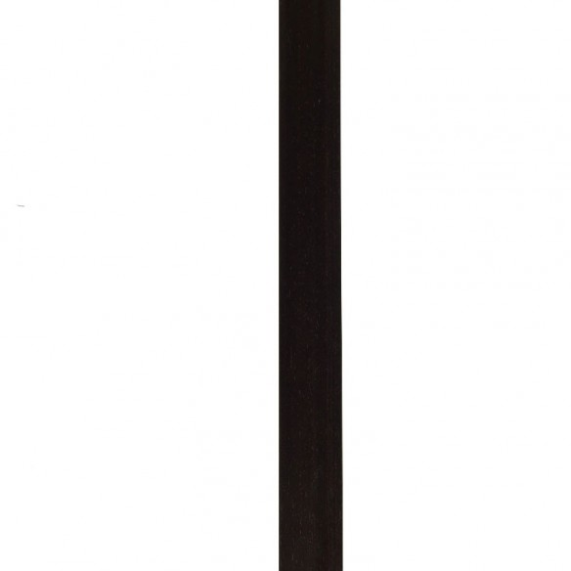"Barre ""3 en 1"" placage Wenge : seuil- jonction et arrêt - Long.930 mm"