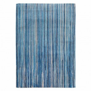 Tapis Atlantic Ocean Blue Stripes 140x200