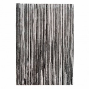 Tapis Atlantic Ocean Grey Stripes 140x200
