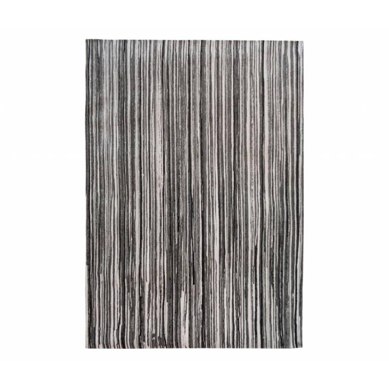 Tapis Atlantic Ocean Grey Stripes 170x240