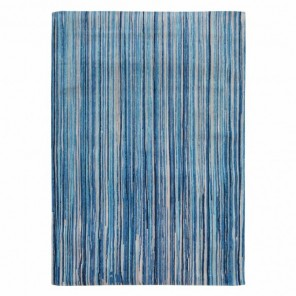 Tapis Atlantic Ocean Blue Stripes 170x240