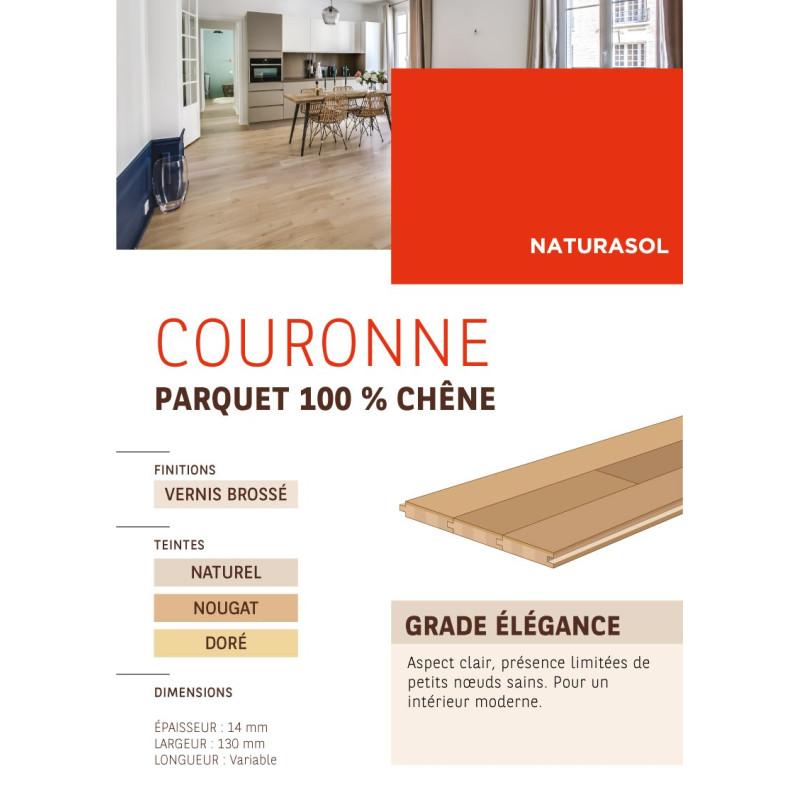 Chêne Couronne Elegance 130