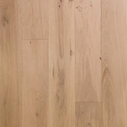 Parquet 100% Chêne - Couronne - Aspect Bois Brut - Verni - larg. 17 cm