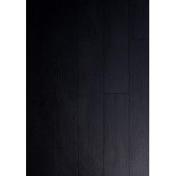 Parquet Massif Bambou Haute Pression - Façon Chêne Noir - Compatible Pièces Humides - larg. 13 cm