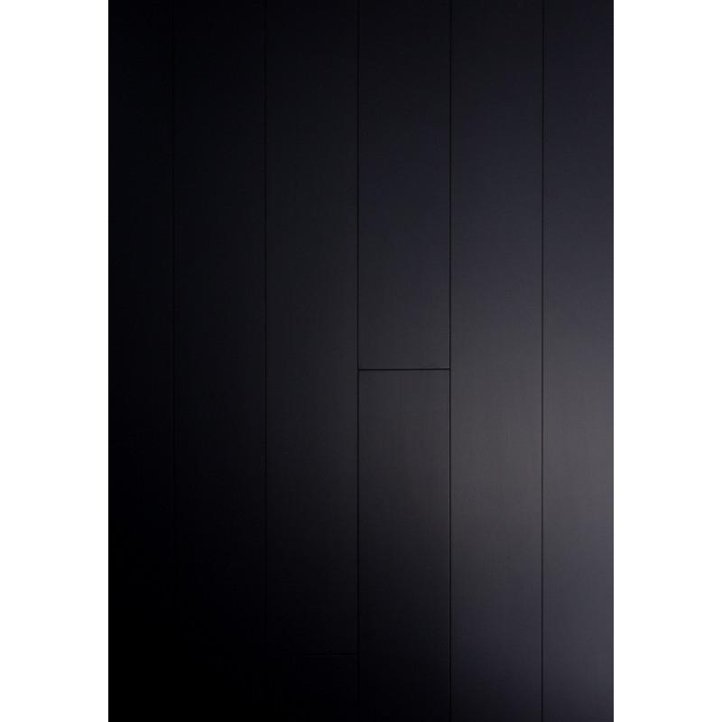 Parquet Bambou noir - Largeur 130 - Compatible pièces humides