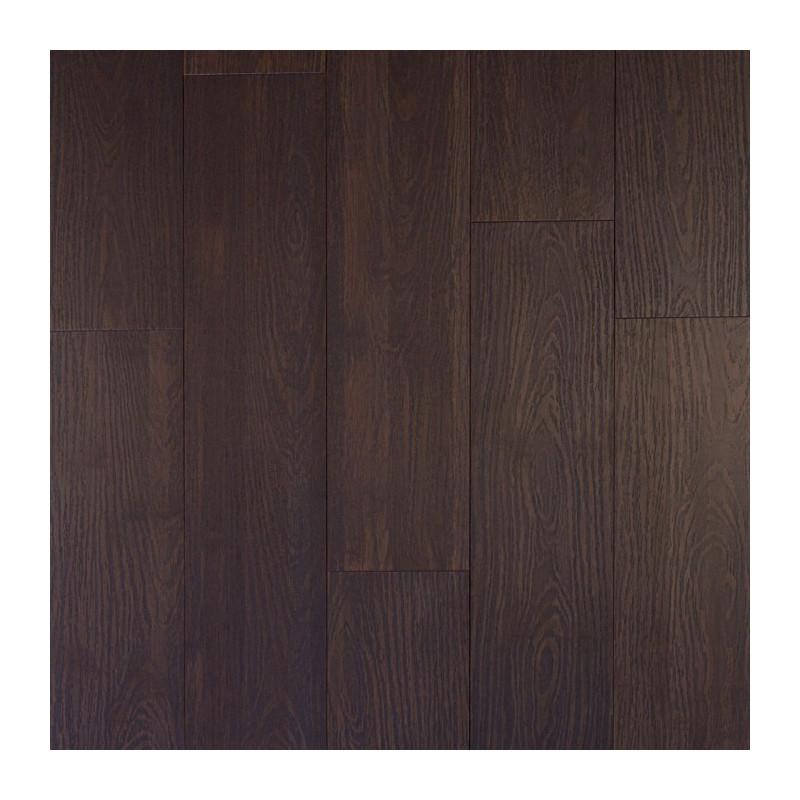 Parquet Bambou façon chêne Gris Vieilli- Largeur 139 - Compatible pièces humides