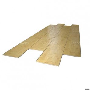 Parquet Bambou horizontal naturel - largeur 190 mm