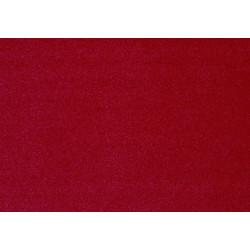 Moquette velours - Wool-123-Corail