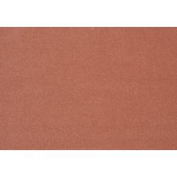 Moquette velours en laine - usage intensif - coloris Pêche