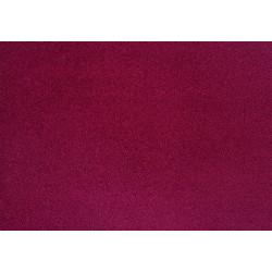 Moquette Velours en Polyamide usage intensif - Coloris Carmin