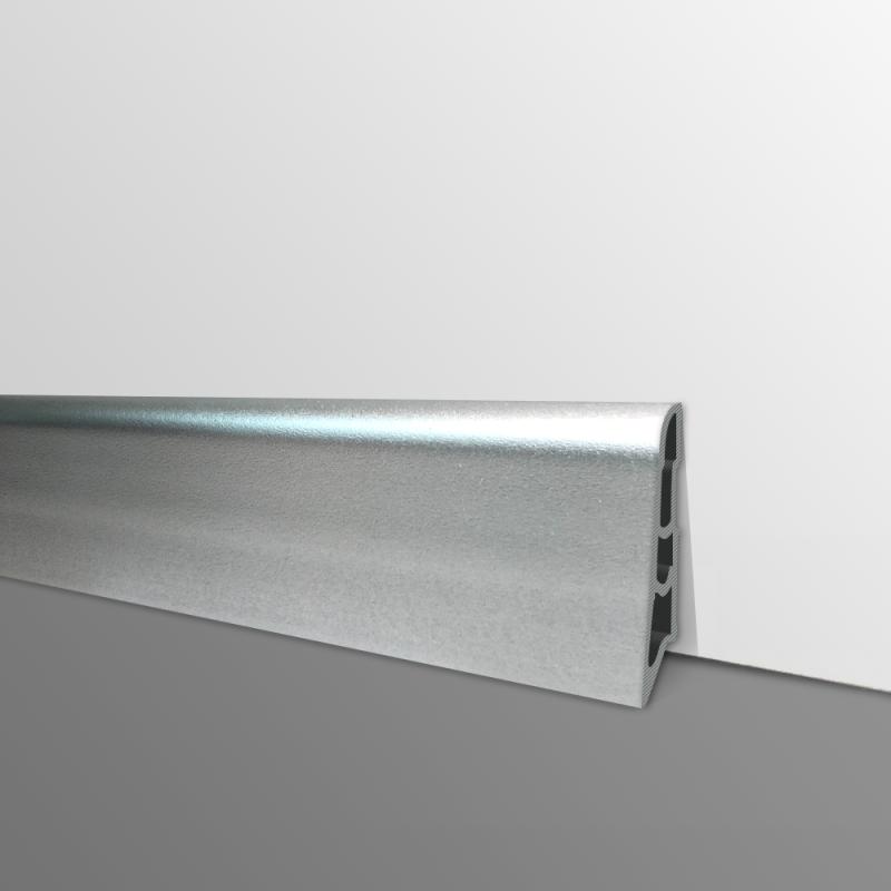 Plinthe PVC Aluminium