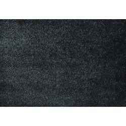 Moquette Velours Effet Soie Satine - Coloris Noir