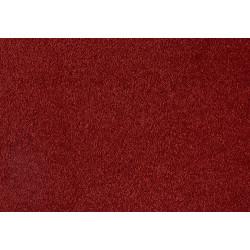Moquette Velours Effet Soie Satine - Coloris Corail