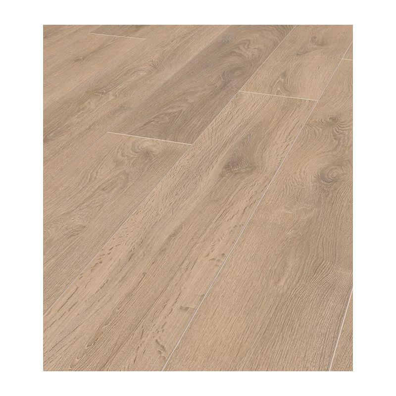 Revêtement de sol Stratifié Super Natural Narrow- Teinte Chêne Blonde 8575 - Larg.125 mm
