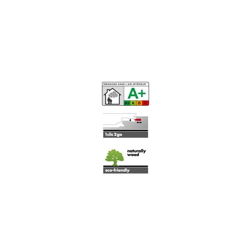 Revêtement de sol Stratifié Super Natural Classic - Chêne Blonde 8575