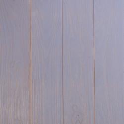 Parquet Massif Pin - Gris - larg. 14 cm