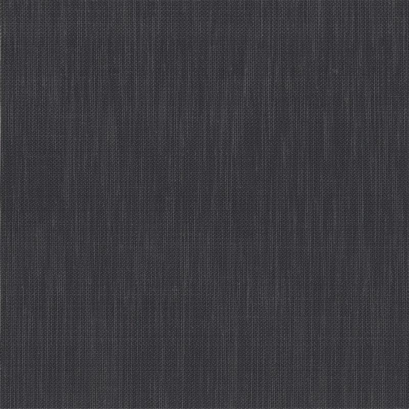 Dalle à coller en vinyle- Aspect fibre tissée - coloris Gris foncé