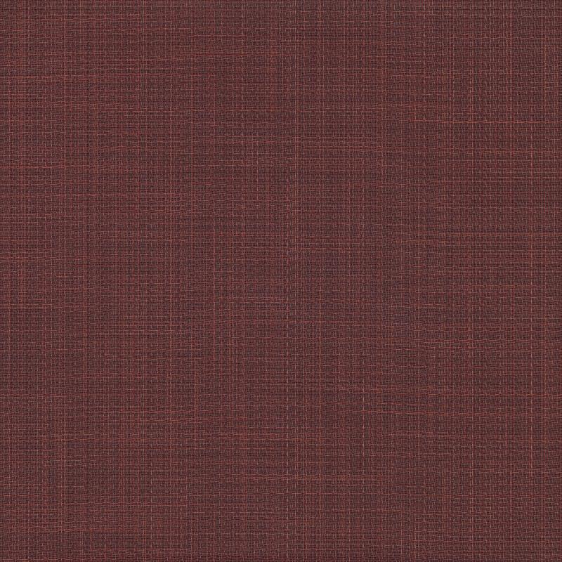 Dalle à coller en vinyle - Aspect fibre tissée - coloris Rouge bordeau