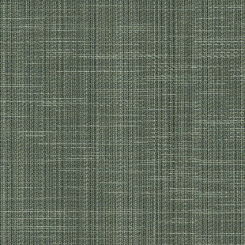 Dalle à coller en vinyle - Aspect fibre tissée - coloris Vert